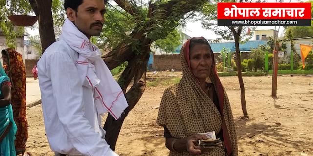 दलित वृद्धा ने दिव्यांग भिखारी को भाई माना, 40 साल रिश्ता निभाया, अब अंतिम संस्कार किया | JABALPUR NEWS