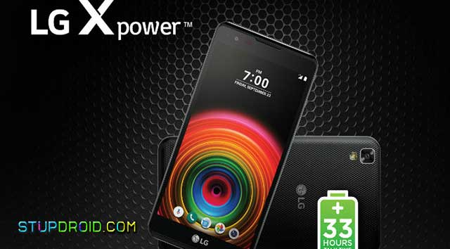 How to Install twrp Recovery Root LG X Power - StupDroid com