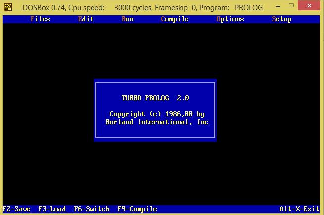 turbo prolog gratuit