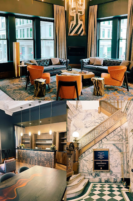 The Industralist Hotel Pittsburgh