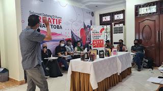ASDP Gelontorkan Dana  Rp 425 Juta Dukung 91 UMKM di Sumut dan NTT