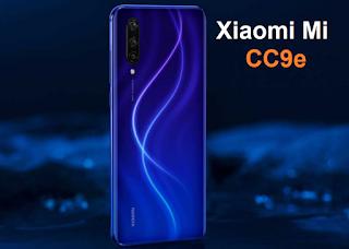مواصفات و مميزات هاتف شاومي مي Xiaomi Mi CC9e