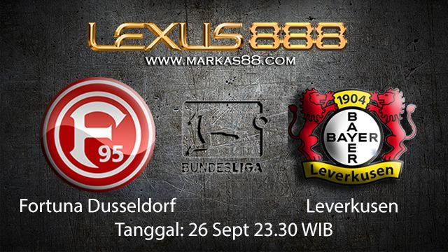 Prediksi Bola Jitu Fortuna Dusseldorf vs Leverkusen 26 September 2018 ( German Bundesliga )