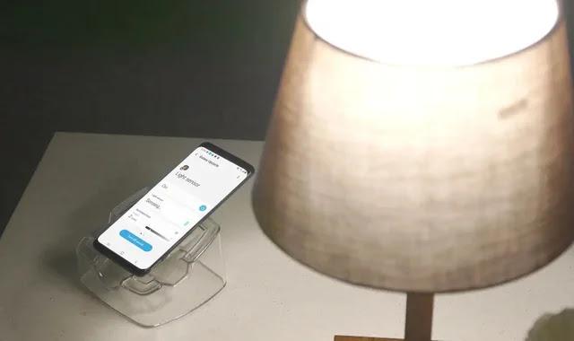 Samsung turns your phone into a smart home sensor