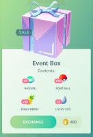 Meowth Event Box
