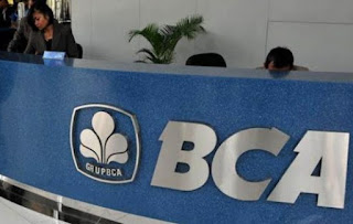Bamk BCA