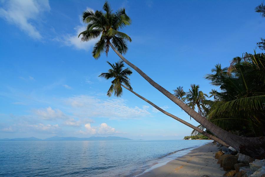 plaże na koh samui