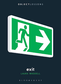 Exit by Laura Waddell book cover