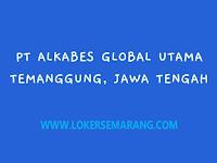 Lowongan Kerja Temanggung Staf Perpajakan di PT Alkabes Global Utama