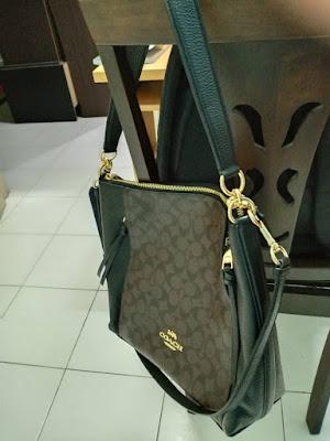 Beli Beg Coach Secara Online Dengan Sellection Sdn Bhd