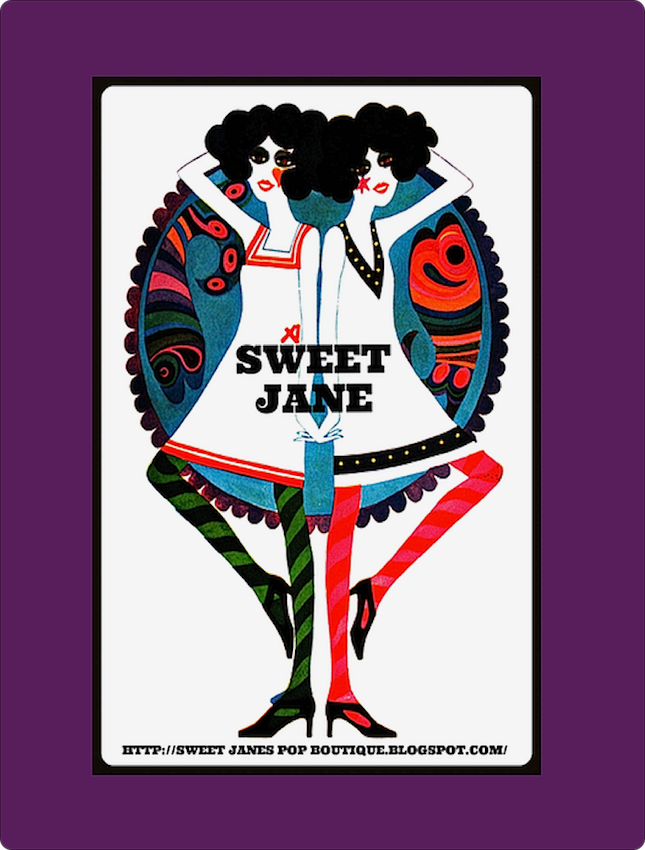Sweet Jane's Pop Boutique Blog