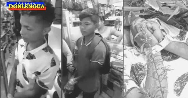 Niño delincuente venezolano asesinado en Colombia era de la etnia wayú
