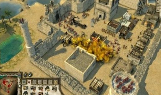 download game PC Stronghold Crusader