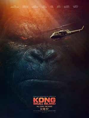 Kong: Skull Island (2017) Hindi Dubbed 1CD TS x264 700MB