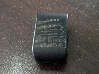 charger fujifilm xa3, xa5 rusak