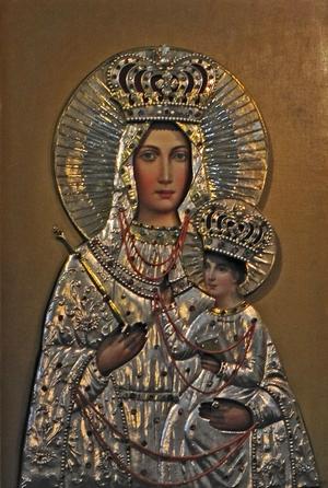 obraz matki boskiej cudami słynący