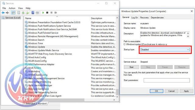 mematikan-auto-update-windows-10