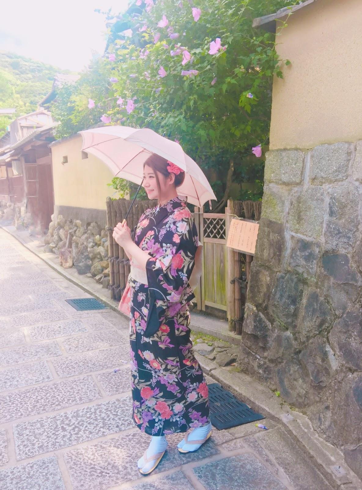 JOICY遊 | 日本京都 | 玩樂推介 | 去日本點可以唔着和服 | CP值高的京都和服店推介—染匠
