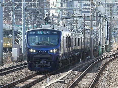 【ダイヤ改正で定期化!】埼京線 各駅停車 池袋行き3 12000系