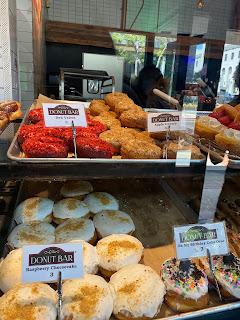 donut bar San Diego, San Diego travel guide, San Diego donuts