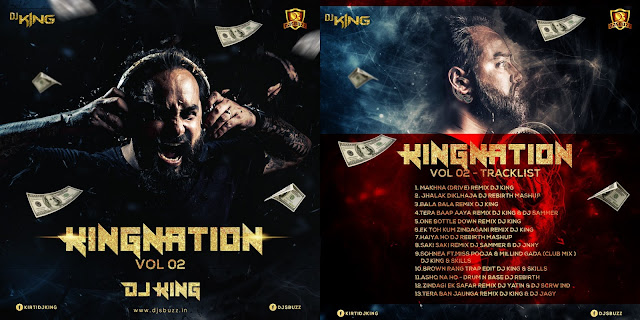 KINGNATION VOL.2 – DJ KING