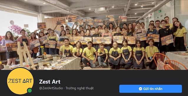 fanpage có nhiều hướng dẫn tự học vẽ cơ bản miễn phí nhất hiện nay