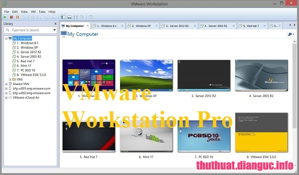 Download VMware Workstation Pro 15.0.1 Full Cr@ck