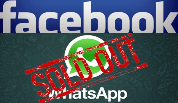 Whatsapp Sold To Facebook