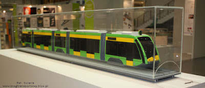 Model Solarisa Tramino