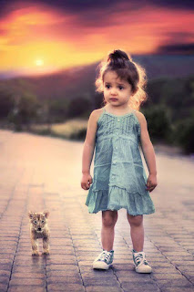 Cute-baby-feeling-alone