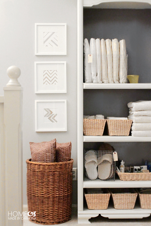 Add One To An Open Wall Or Hallway Space To Store Your Sheets, Towels, And  Other Miscellaneous Items! Smaller Than The Average Freestanding Wardrobe,  ...