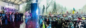 На лозунгах «Слава Украине» и «Смерть ворогам» они въехали в свои кресла и спокойно грабят Украину