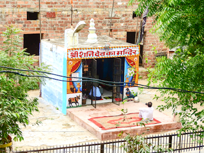 Desa Shani Shingnapur India