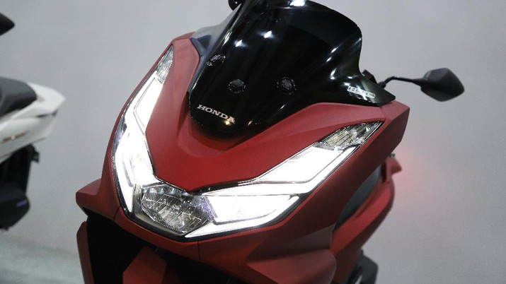 Foto: Honda PCX 160 (Dok: Honda)