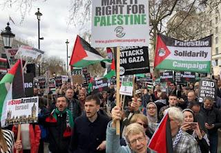 Latar Belakang Pembantaian Di Palestina Gaza