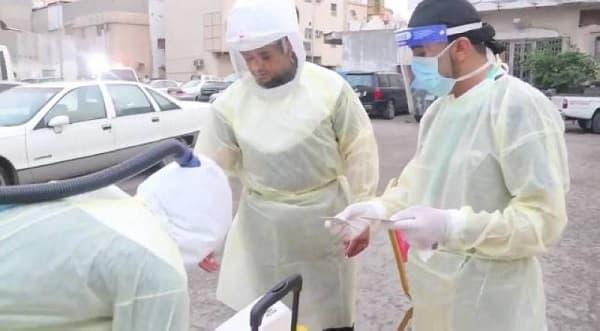 Corona virus cases in Saudi Arabia on 14th June 2020 - Saudi-Expatriates.com