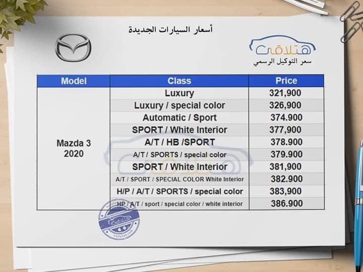 اسعار و عروض معارض السيارات فى مصر فبراير 2020