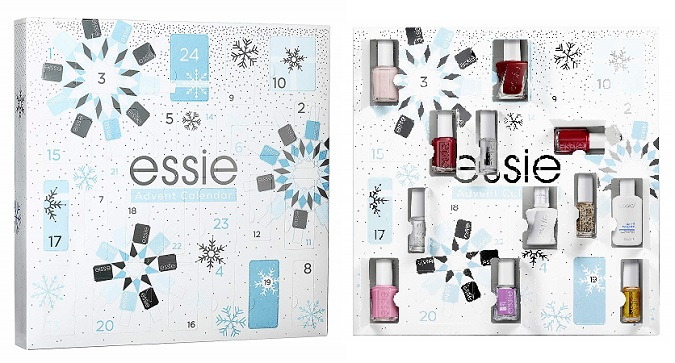Calendario adviento essie
