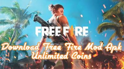 Download Garena Free FIRE Hack MOD APK 1.60.1(Unlimited Diamonds)