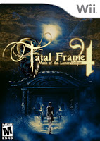 Fatal Frame 4 - The Mask of the Lunar Eclipse (PT / BR) [ Wii - ISO ]