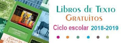 Libros de Texto 2018-2019 Primaria - Ciclo Escolar - Centro de Descargas