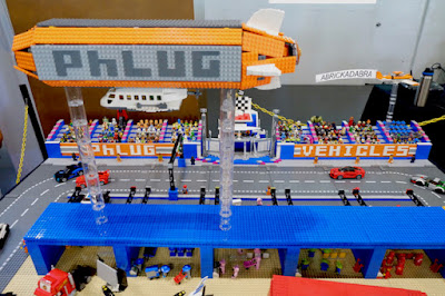Abrickadabra Lego Exhibit