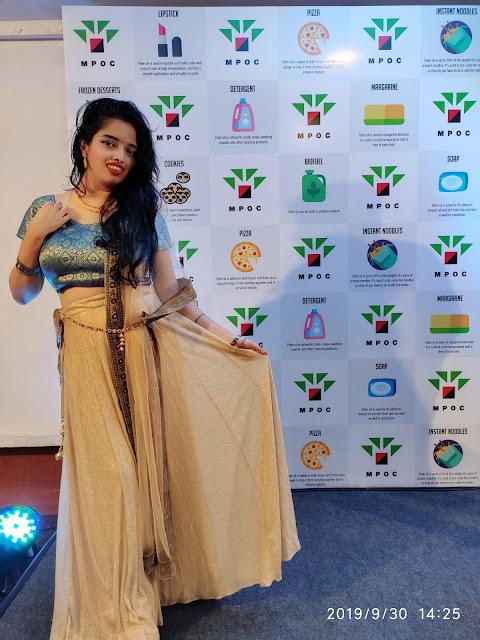 nikita gharat at Mpoc event
