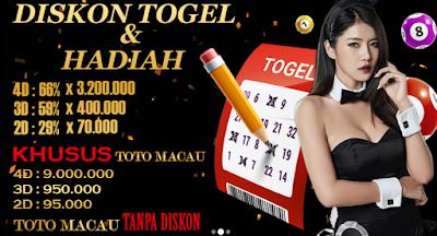Situs Togel Online Togelpakong2.org Banyak Bonusnya Loh!