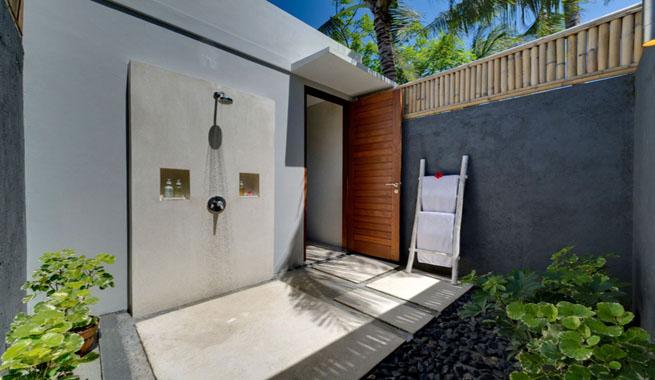 duchas de exterior para terraza y jardn