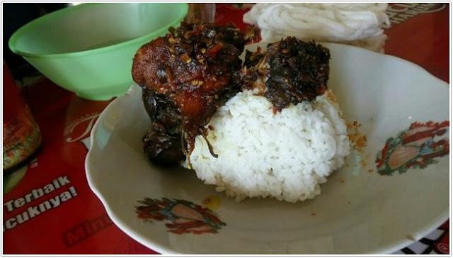 Bebek Terongan;10 Top Kuliner Bangkalan