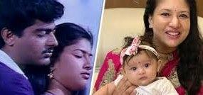 Actress Sangavi have a girl baby  soo Cute  Cineclipz.com
