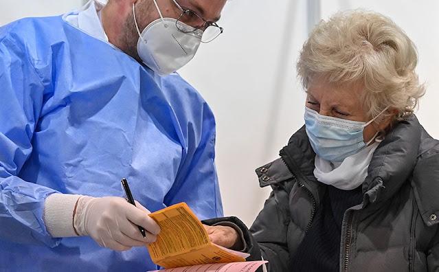 Μετά την πρώτη μέρα της συνόδου κορυφής, τα γερμανικά ΜΜΕ εκτιμούν πως το διαβατήριο εμβολιασμού θα έρθει πολύ αργότερα.