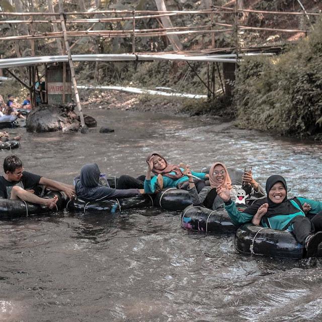 River Tubing di Kabupaten Malang