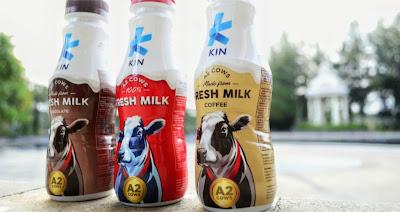 Manfaat Susu Kin Fresh Milk dan Harga Susu Kin Fresh Milk
